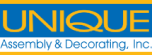 Unique Assembly & Decorating, Inc. logo